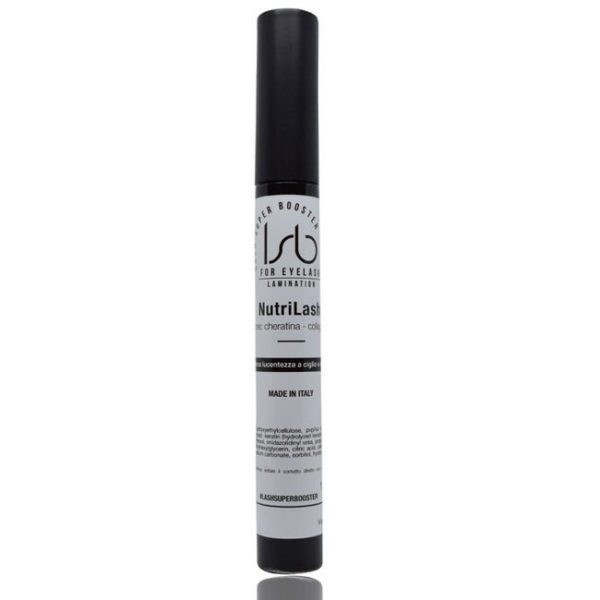 Nutrilash eyelash serum protects, nourishes, tones and promotes eyelash growth. It helps to preserve eyelash lamination results for longer.
