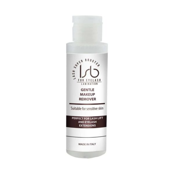 This gentle makeup remover is suitable even for sensitive skin. It is designed to be used before and after Lash Lift treatments and with eyelash extensions.